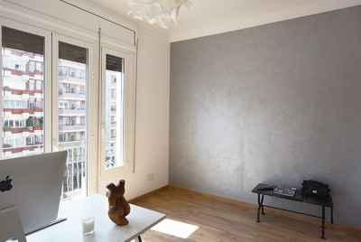 Spacious modern apartment near Plaza España at Eixample area